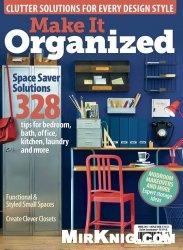 Журнал Make It Organized (Spring 2015)