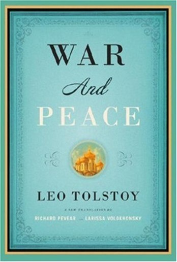 Книга « War and Peace »