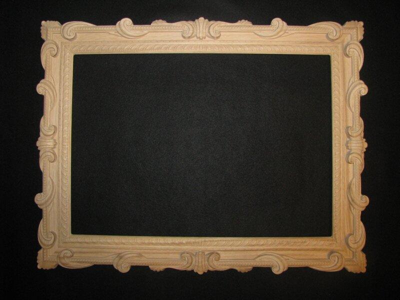 Рамы для зеркала своими руками фото