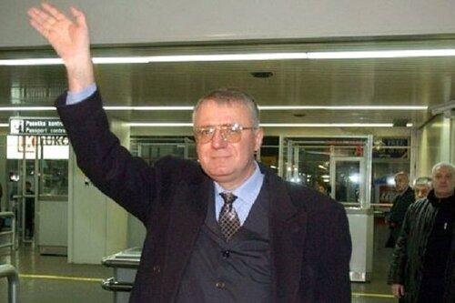 Шешель возвращается в Сербию