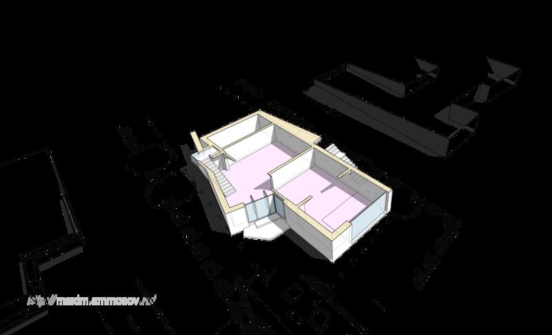 компоновка помещения План подвала жилого дома, группы входа, прихожая, цокольного этажа минимализм