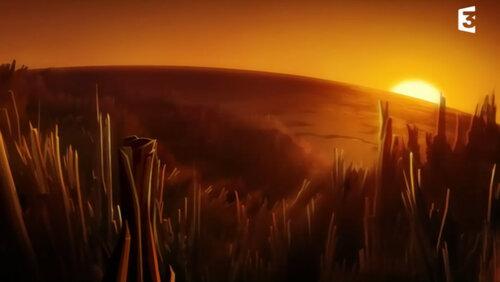 Пейзаж из Wakfu