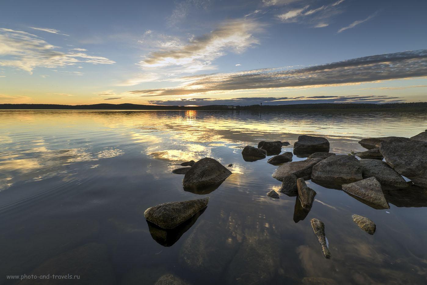 17. Озеро Чусовское, ХДР. Фотографируем пейзаж на широкоугольный фикс Samyang 14mm f/2.8 и тушку Nikon D610.