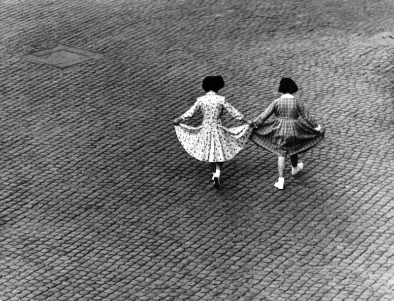 View from a Window 5 Rom 1953.HERBERT LIST