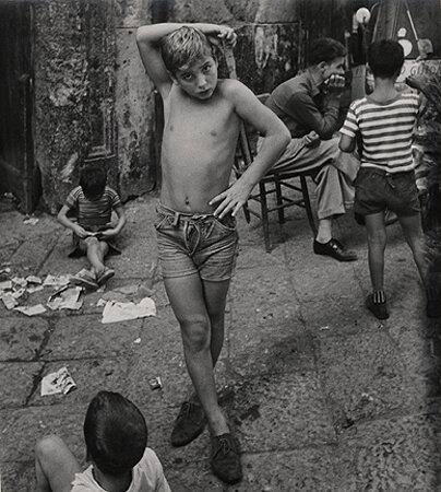 Gennaro Barattolo, Naples, 1961