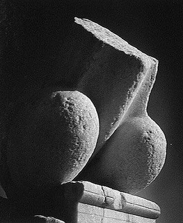 Archaic Phallus, Delus, 1937