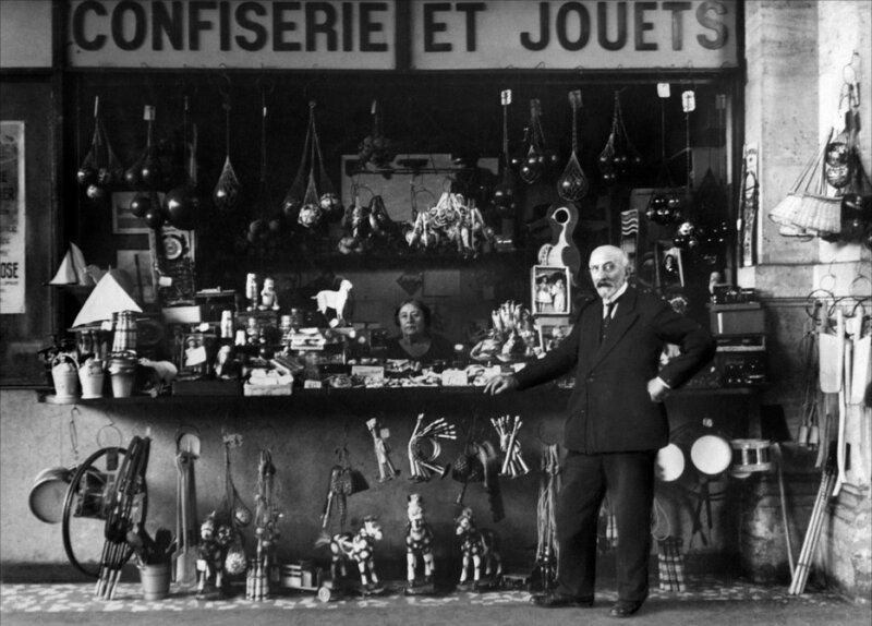 Вспомним Жоржа Мельеса, первого волшебника и мага в кино
