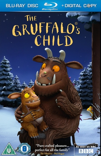 Дочурка Граффало / The Gruffalo's Child (2011/HDRip)