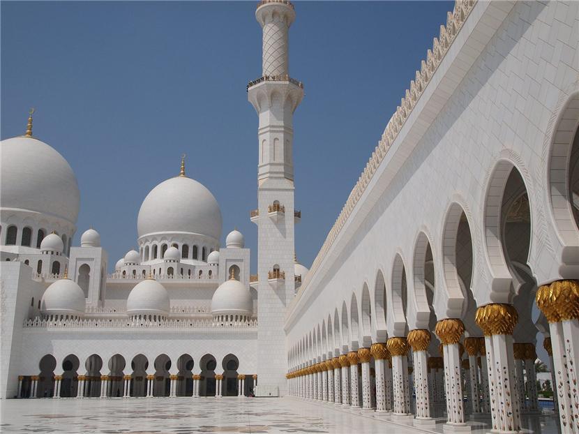 Фото красивых мечетей мира