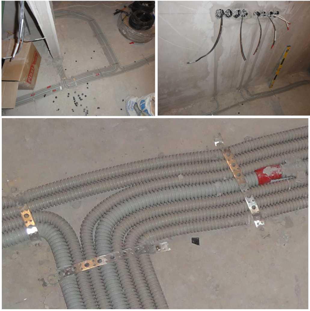 Электрика в панельке