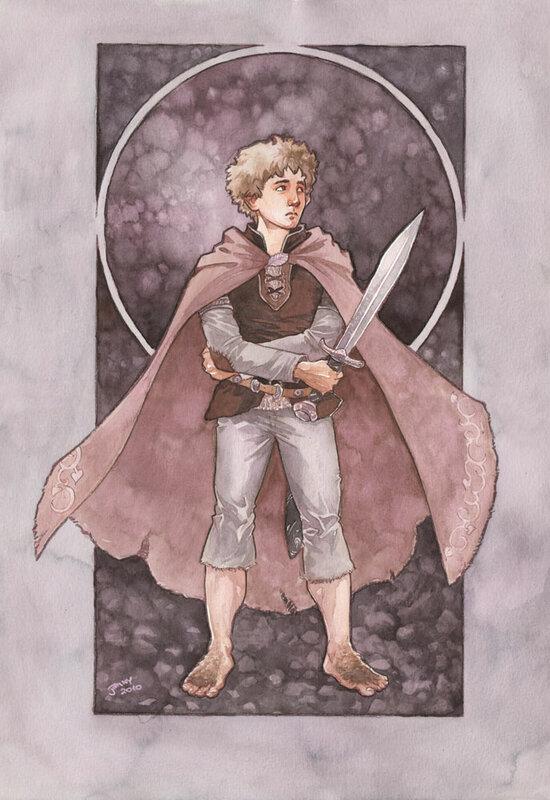 Frodo - Gold Seven