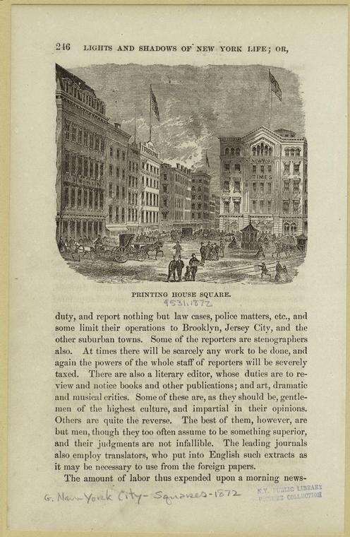 Огни и тени Нью-Йорка (Фото 14)