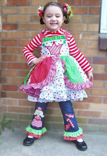 Дитячий одяг своїми руками - яскраві ідеї 717fd5c9d0b31