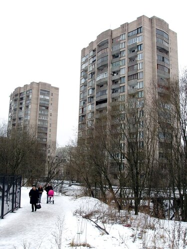 ул. Дыбенко 34к1