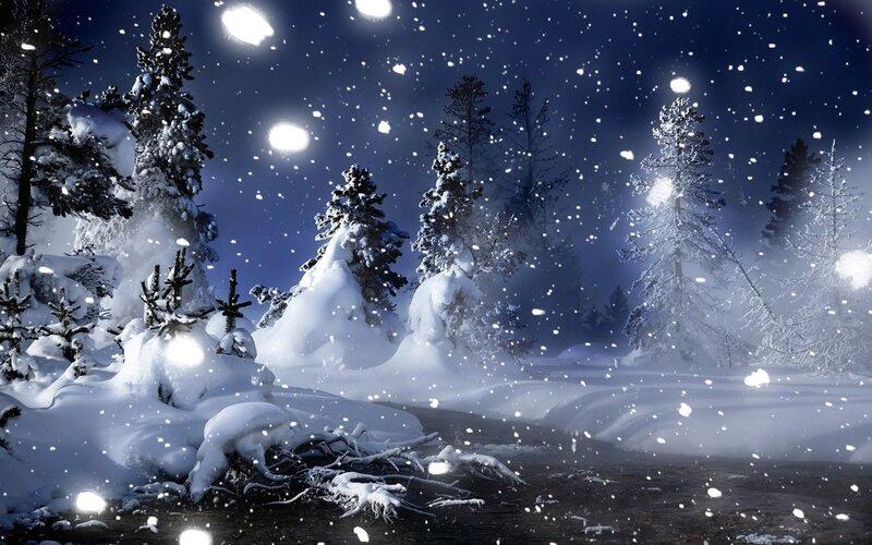 зима новые фото