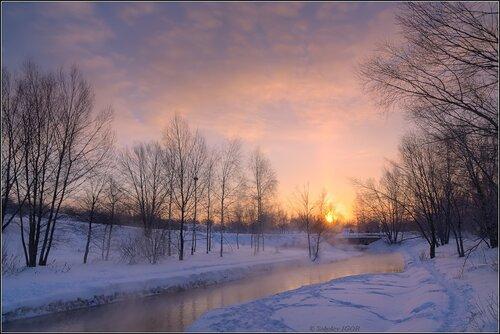 Рассвет на Пономарке