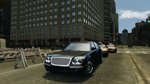I install my config on clean GTA IV 1.0.0.4 with default visualsettings &am