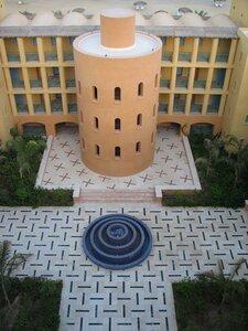 Таба дворик Интерконтиненталь отеля
