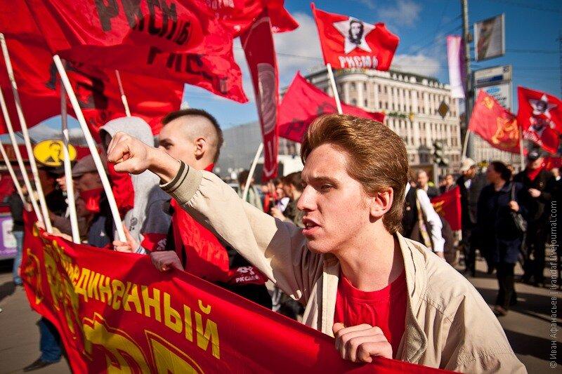 1 мая 2011 Оппозиция