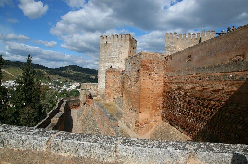 Гранада-Альгамбра