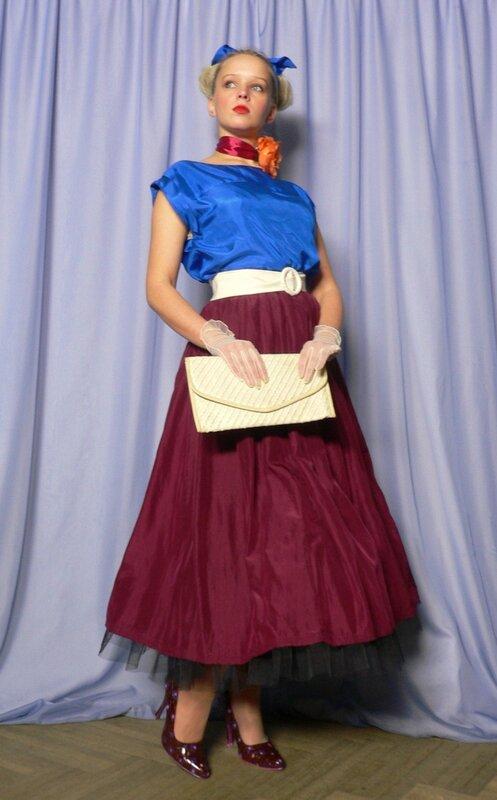 0 5a10e 88b67c8 XL Коллекция костюмов «Стиляги» в стиле 1950 х годов (фотографии)