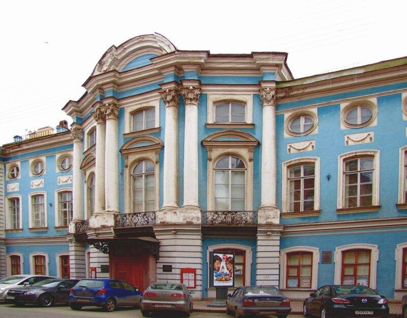 Дворец Шувалова - Фотографии Санкт-Петербурга- я.ру