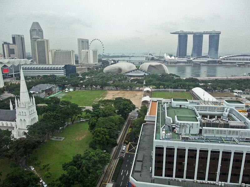 2 дня в Сингапуре после Индонезии