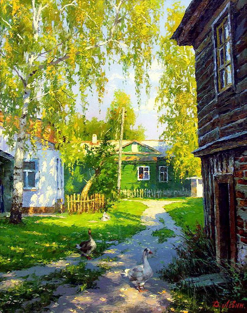 Моршанский дворик.