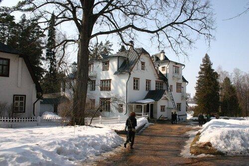Главный дом Поленова