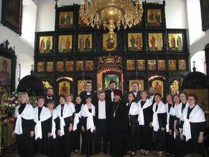 Полифонический хор О Кузнецов
