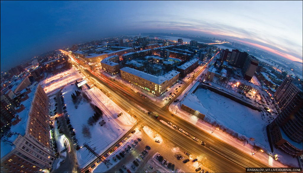 Высотный Новосибирск