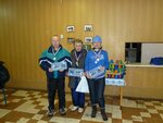 1-й Чемпионат России по рогейну на лыжах 2011