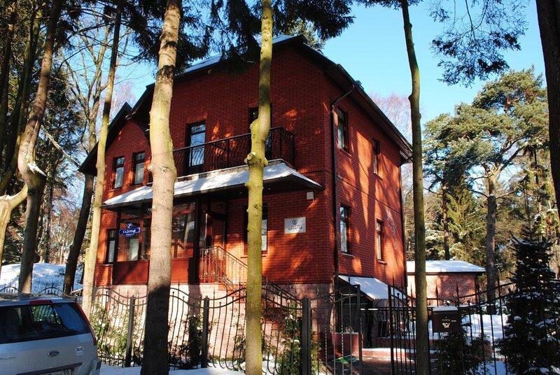 Гостевой дом Ланвиль