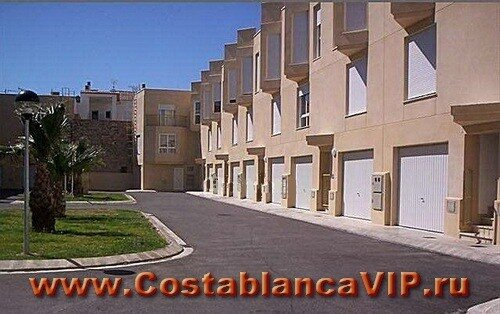 Таунхаус в Rafelcofer, CostablancaVIP, таунхаус в Рафелькофер, таунхаус в Испании, недвижимость в Испании, Коста Бланка