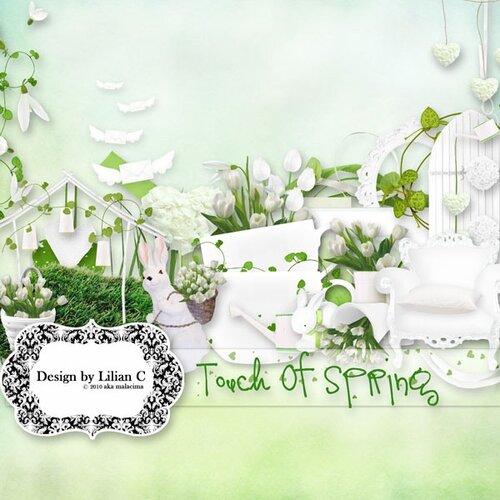 Прикосновение весны 1