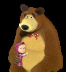 Маша и медведь 16