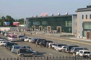 """Строителей аэропорта """"Владивосток"""" оставили без питания и жилья"""