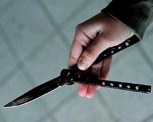 Неизвестный с ножом напал на телеоператора во Владивостоке