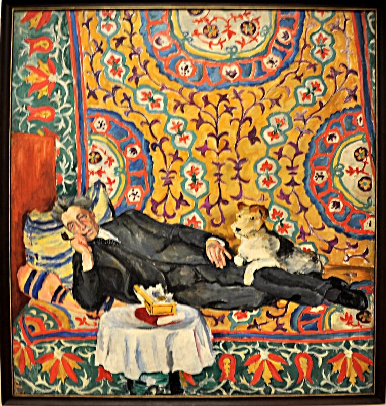 П. П. Кончаловский. Портрет В. Э. Мейерхольда (1938)