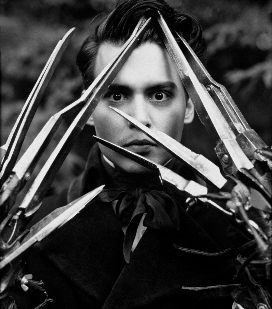 Johnny Depp, фотограф Herb Ritts