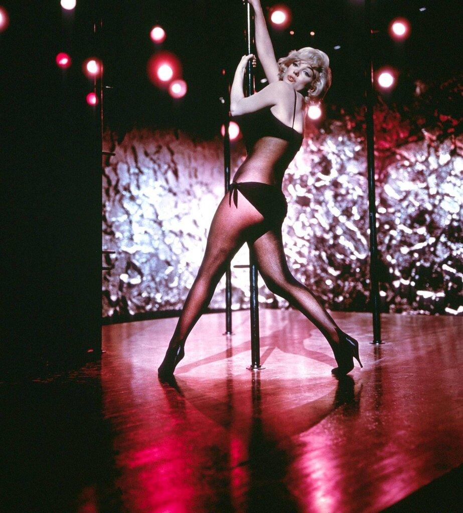 """Marilyn Monroe, """"Let's Make Love"""""""