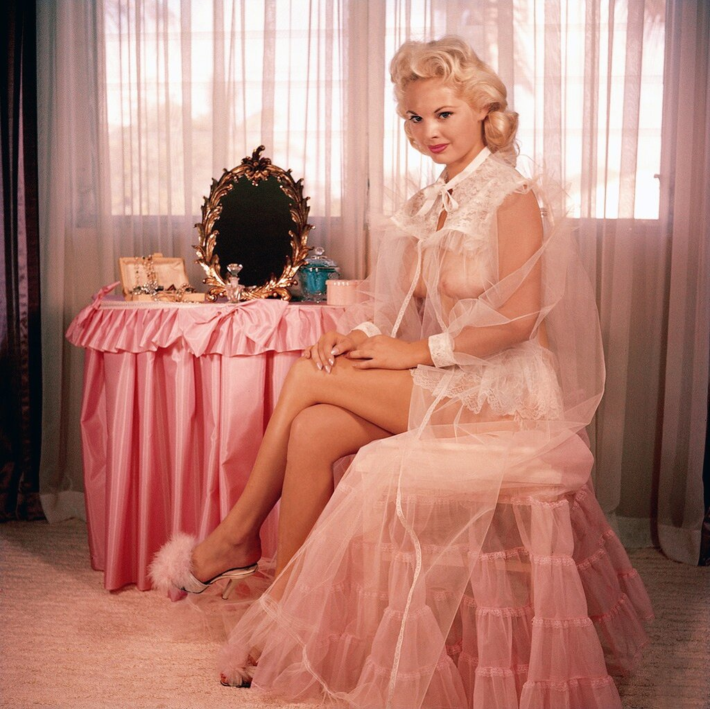 Lisa Winters 1950's Playboy