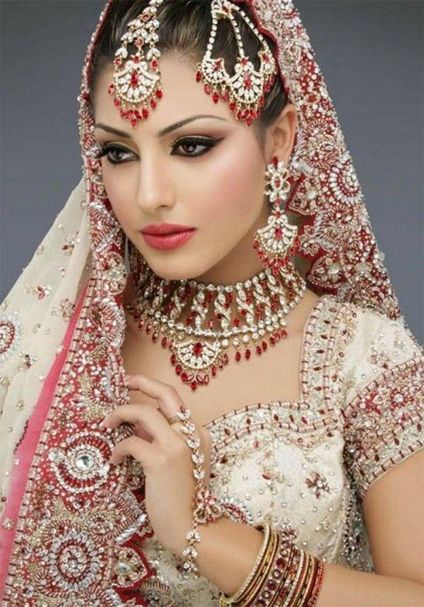 красивых женщин Индии LJILJANA