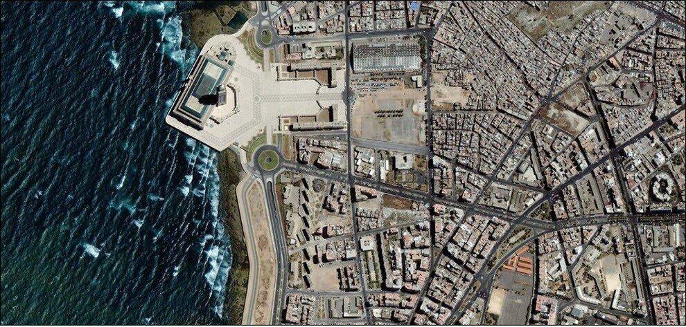 онлайн фото спутник