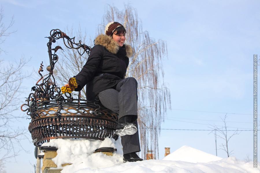 Хлебная площадь города Егорьевск
