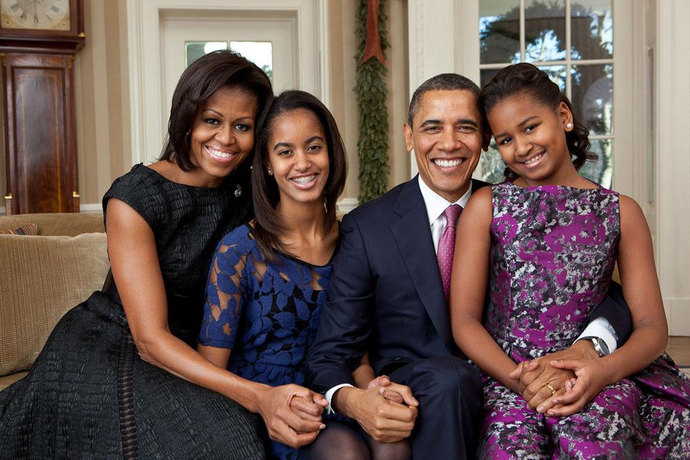 """Résultat de recherche d'images pour """"les belles photos de la famille obama à la maison blanche"""""""
