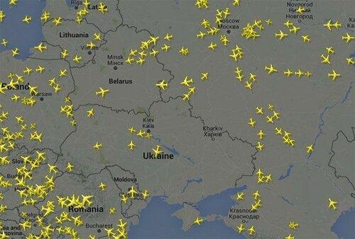 Из Кишинёва в Москву за три с половиной часа, минуя Украину