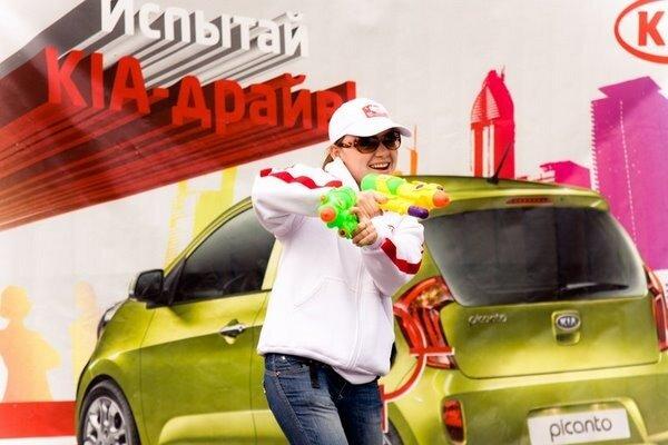 16 июля праздники Kia Тура по России пройдут в Ульяновске и Набережных Челнах