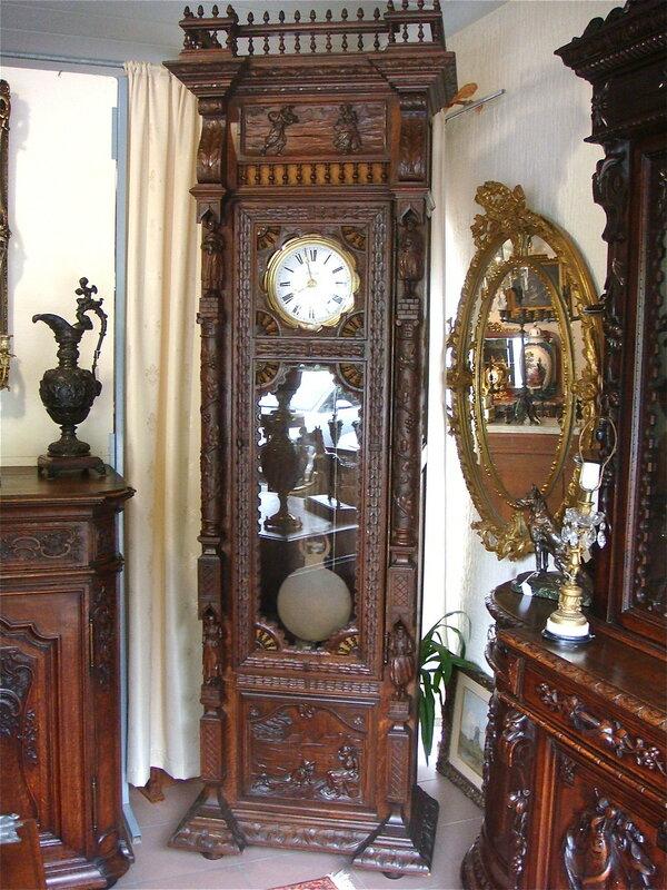 музей естествознания антикварные напольные часы фото цветные фото