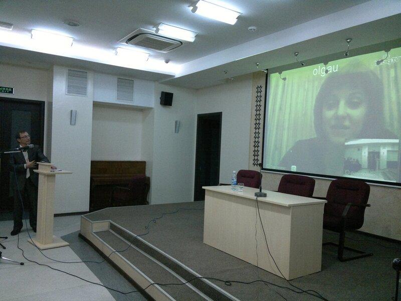 Ольга Ушакова, Иркутск, 2012.02.18